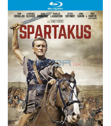 Spartakus 1960 (Spartacus) Blu-ray