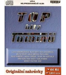 Top hity Tommü CD