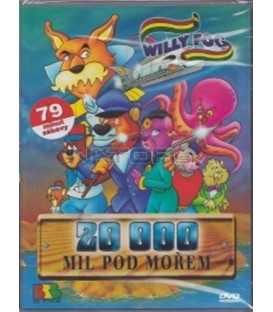 Willy Fog - 20 000 mil pod mořem(Willy Fog in 20.000 Leagues under the Sea)