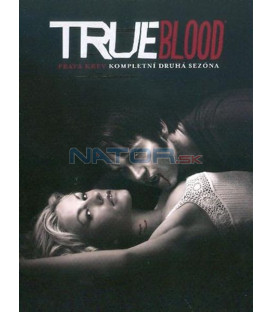 True Blood - Pravá krev 2. série (5 DVD)  (True Blood Season 2 (5 DVD)