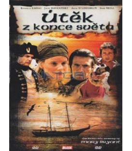 Útěk z konce světa (Incredible of Mary Bryant) DVD