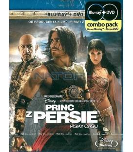 Princ z Persie: Písky času Blu-ray + DVD (Combo Pack) (Prince Of Persia: The Sands Of Time)