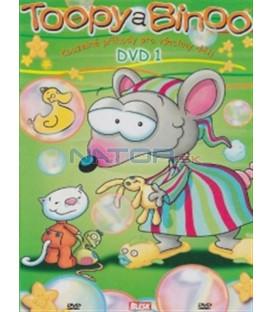 Toopy a Binoo - DVD 1 (Toopy and Binoo)