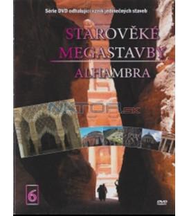 Starověké megastavby 6 - Alhambra (Ancient Megastructures - The Alhambra) DVD
