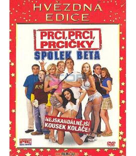 Prci, prci, prcičky: Spolek Beta DVD Light (American Pie Presents: Beta House)