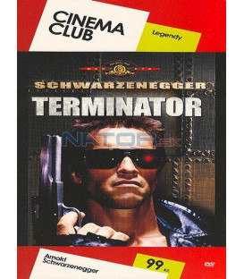 Terminátor (The Terminator) DVD