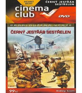 Černý jestřáb sestřelen (Black Hawk Down) DVD