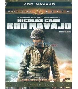 Kód Navajo (Windtalkers) DVD