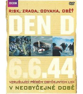 Den D (D-Day 6.6.1944) DVD