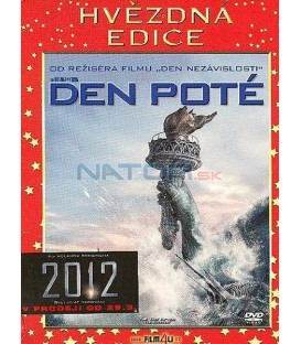 Den poté (The Day After Tomorrow) dvd light DVD