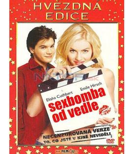 Sexbomba od vedle (The Girl Next Door) DVD