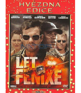 Let Fénixe (Flight of the Phoenix) DVD
