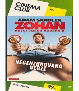 Zohan: Krycí jméno Kadeřník (You Don´t Mess with the Zohan)