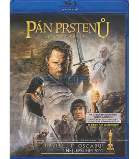 Pán prstenů: Návrat krále- Blu-ray (Lord of the Rings: Return of the King)