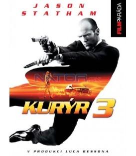 Kurýr 3 (Transporter 3) DVD