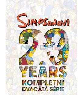Simpsonovi 20.sezona, 4 DVD, 21 dílů