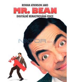 Mr. Bean 1 - Digitálně remastrovaná edice
