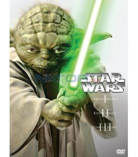 Kolekce: Star Wars Trilogie 1-3 DVD