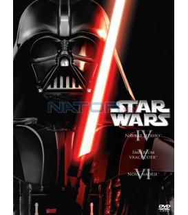 Kolekce: Star Wars Trilogie 4-6 DVD