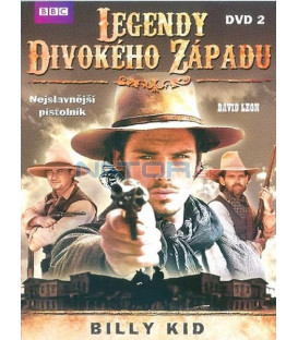 Legendy Divokého západu - DVD 2 - Billy Kid (The Wild West) DVD