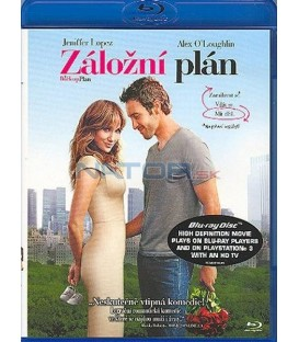 Záložní plán (Back-up Plan, The) Blu-ray