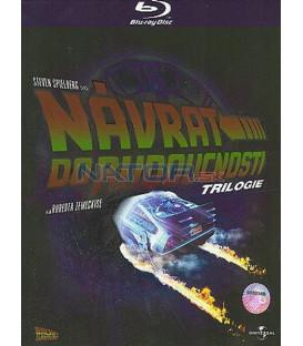 Trilogie: Návrat do budoucnosti I.-III. 3 x Blu-ray (Back to the Future)