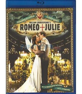 Romeo a Julie (Romeo + Juliet) Blu-ray