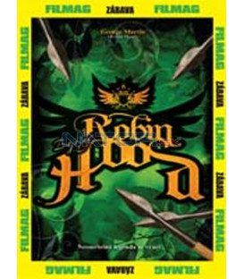 Báječný Robin Hood DVD (The Magnificent Robin Hood)