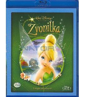 Zvonilka- Blu-ray (Tinker Bell)