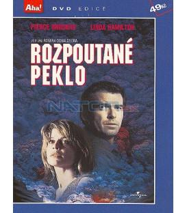 Rozpoutané peklo (Dantes Peak) DVD