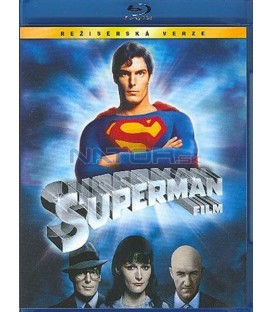 Superman: Film (režisérská verze) Blu-ray (Superman: The Movie (Director´s Cut))