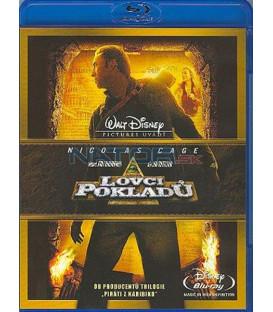 Lovci pokladů- Blu-ray (National Treasure)