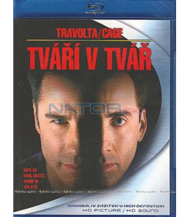 Tváří v tvář- Blu-ray (Face Off)