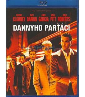 Dannyho parťáci (Blu-ray)  (Ocean´s Eleven)