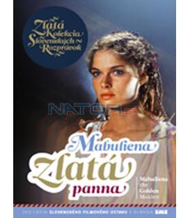 Mahuliena, zlatá panna DVD