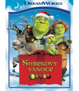 Shrekovy Vánoce Shrekoleda - SK/CZ dabing (Shrek the Halls) DVD