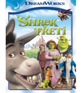 Shrek Třetí CZ/SK dabing (Shrek the Third) DVD