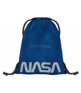 BAAGL Vrecko na obuv NASA modré