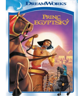 Princ Egyptský (Prince of Egypt) DVD