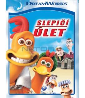 Slepičí úlet (Chicken Run) DVD