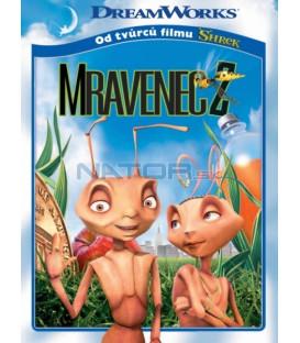 Mravenec Z český dabing (Antz) DVD