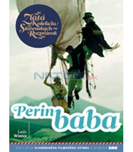 Perinbaba DVD