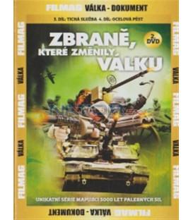 Zbraně, které změnily válku - 2. DVD (Weapons that Changed War)