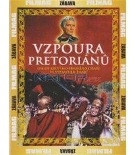 Vzpoura pretoriánů (La rivolta dei pretoriani) DVD