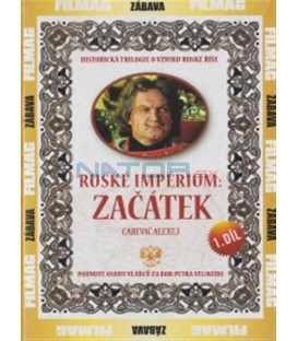 Ruské impérium: Začátek - 1. DVD (Russian Empire)