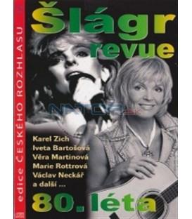 Šlágr revue - 80. léta CD