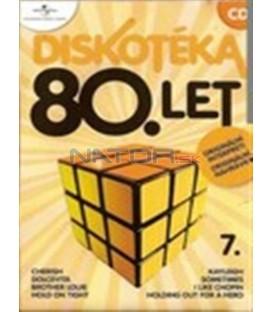 Diskotéka 80. let 7. CD