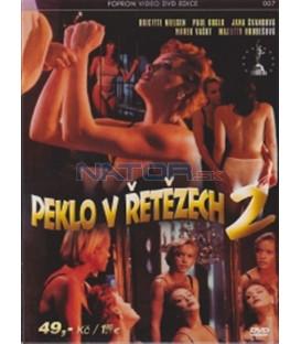 Peklo v řetězech 2 (Chained Heat II) DVD