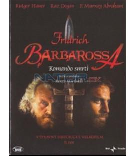 Fridrich Barbarossa - II. část (Barbarossa) DVD