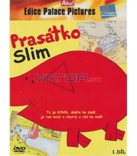 Prasátko Slim - 1. díl (Slim Pig) DVD